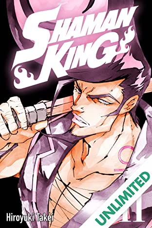 Shaman King (comiXology Originals) Vol. 11